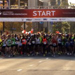 The sights and sounds of the Twin Cities Marathon